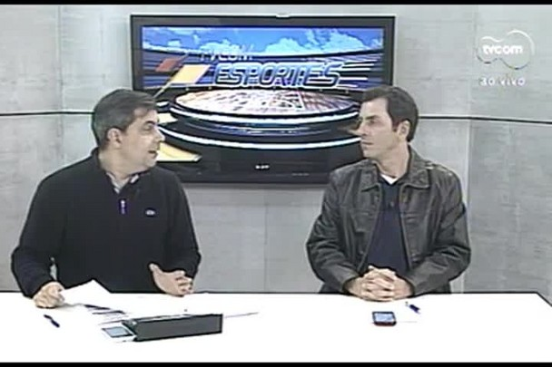 TVCOM Esportes 2º Bloco. 24.08.16