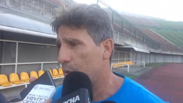 Renato fala o que o Grêmio precisa melhorar para vencer fora de casa