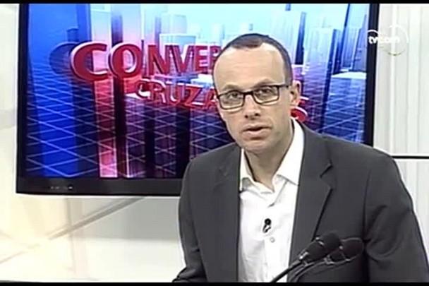 TVCOM Conversas Cruzadas. 4º Bloco. 05.10.16