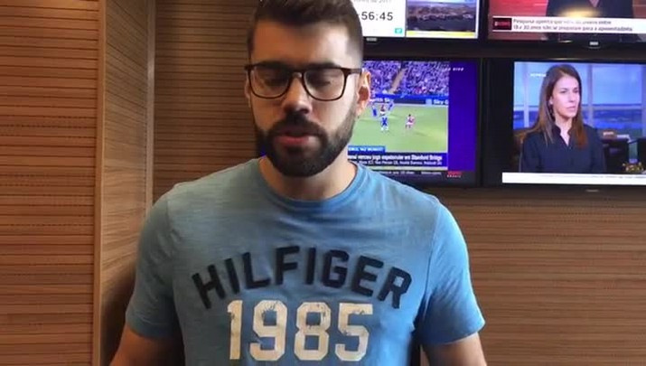Diori Vasconcelos fala sobre o árbitro de Grêmio e Caxias