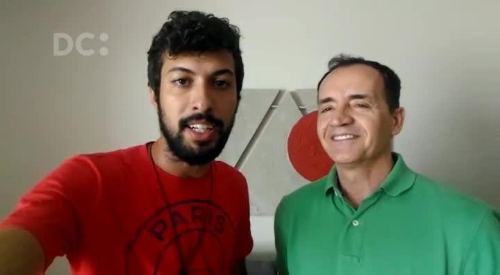 Kadu Reis e Paulo Branchi comentam direto do Espirito santo sobre o jogo Desportiva x Avaí