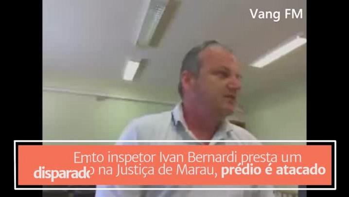 Vídeo mostra momento em que criminosos atiram em Foro para matar juíza no Norte do RS