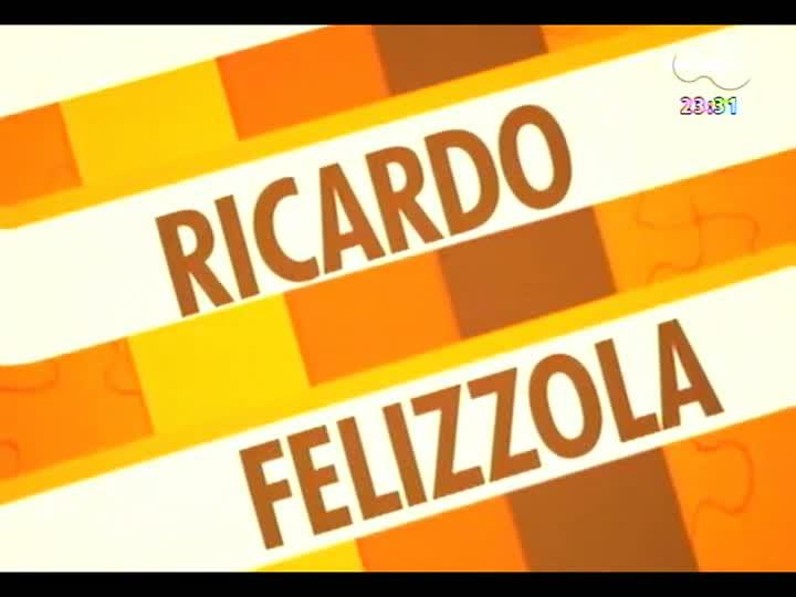 Mãos e Mentes - Ricardo Felizzola - Bloco 1