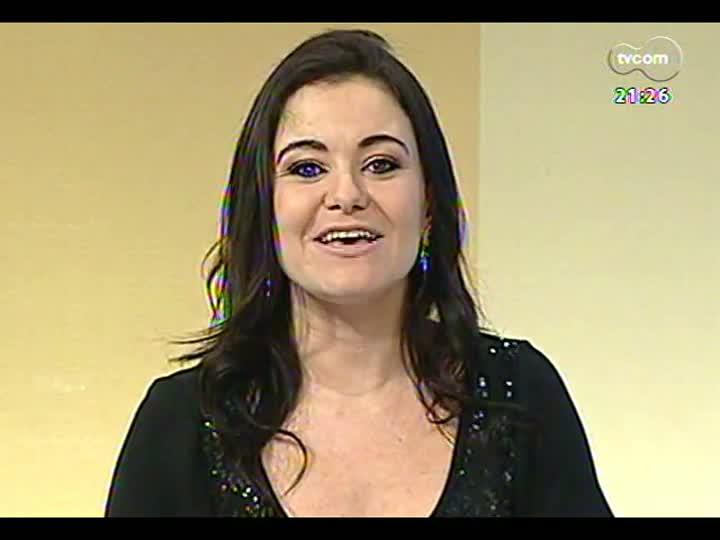 TVCOM Tudo Mais - Martha Streck