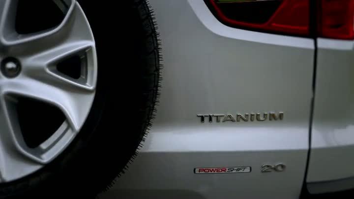Conheça a Ecosport Câmbio Power Shift
