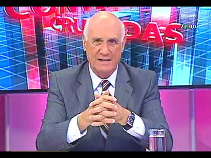 Conversas Cruzadas - Educação - Bloco 1 - 28/12/2012