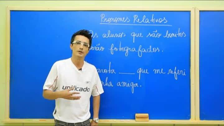 Dicas da Véspera: Português