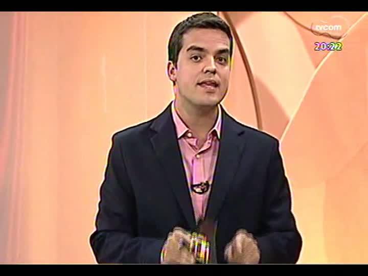 TVCOM 20 Horas - 21/01/2013 - Bloco 3 - Comitê Estadual de Diversidade Religiosa