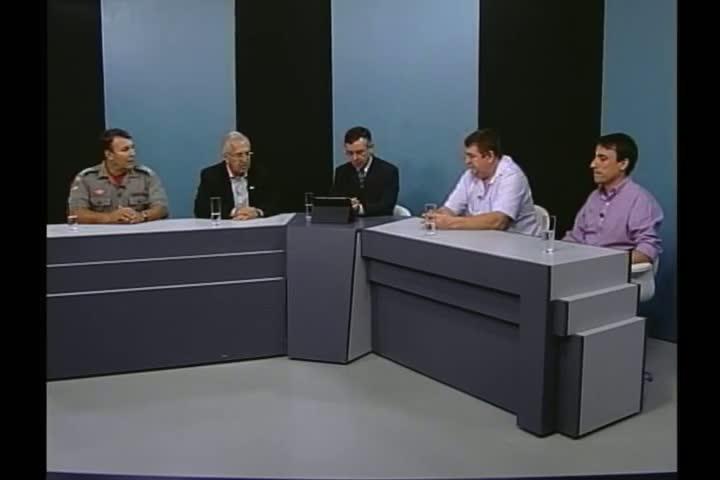 Conexão Passo Fundo discute a segurança nas boates de Passo Fundo - bloco 2
