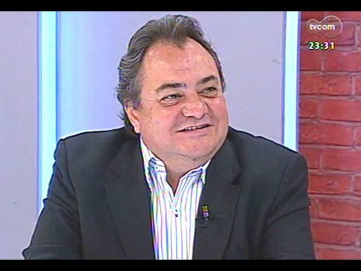 Mãos e Mentes - Diretor-presidente do M.Grupo, Lorival Rodrigues - Bloco 1 - 18/02/2013