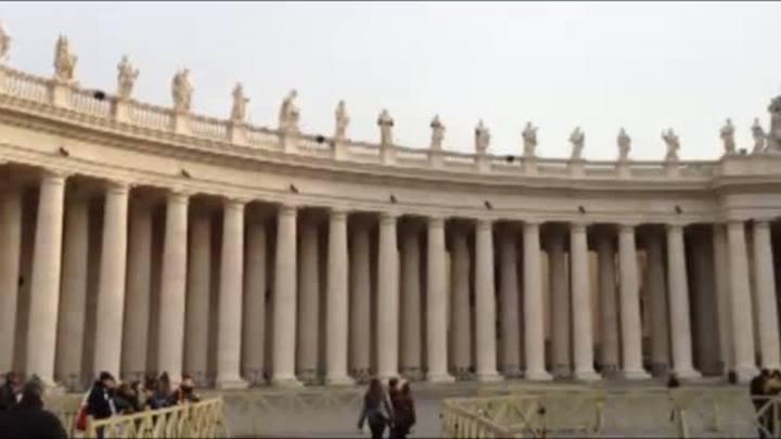 Rodrigo Lopes - Direto do Vaticano