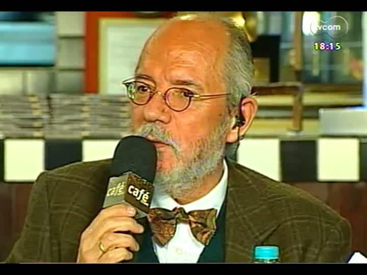 """Café TVCOM - A situação do Capitólio e a mostra \""""The Elvis Experience\"""" - Bloco 2 - 25/05/2013"""