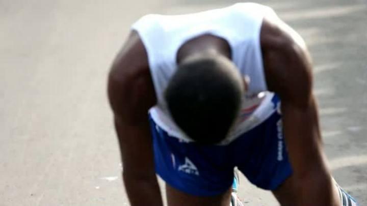 Detalhes e momentos da 30ª Maratona Internacional de Porto Alegre