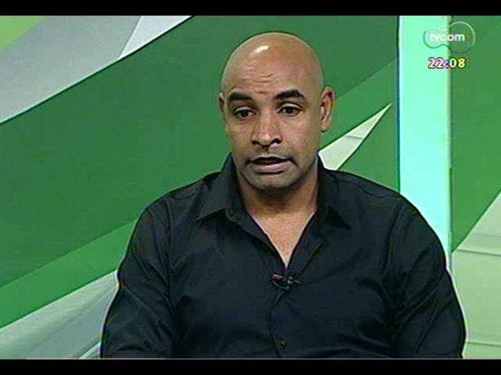 Bate Bola - Vitória do Brasil na Copa das Confederações e demissão do técnico Luxemburgo - Bloco 3 - 30/06/2013