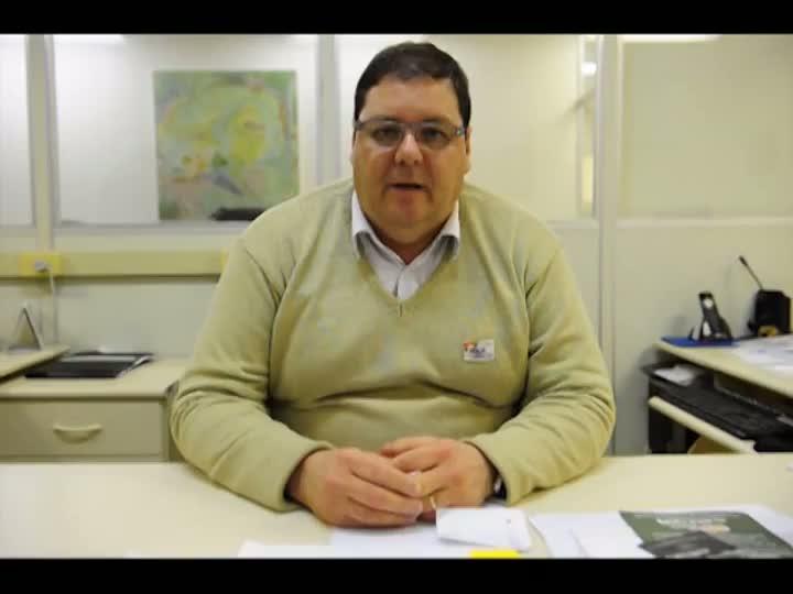 1 minuto - Felipe Müller, Chapa-2, à reitoria da UFSM