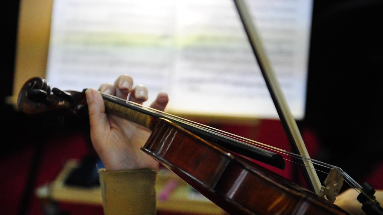 """Confira trechos do ensaio da Ospa para a ópera \""""Fidelio\"""", Beethoven"""