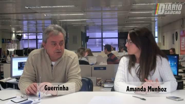 Pergunta para o Guerrinha: o Grêmio tem chance de levar o título do Brasileirão?