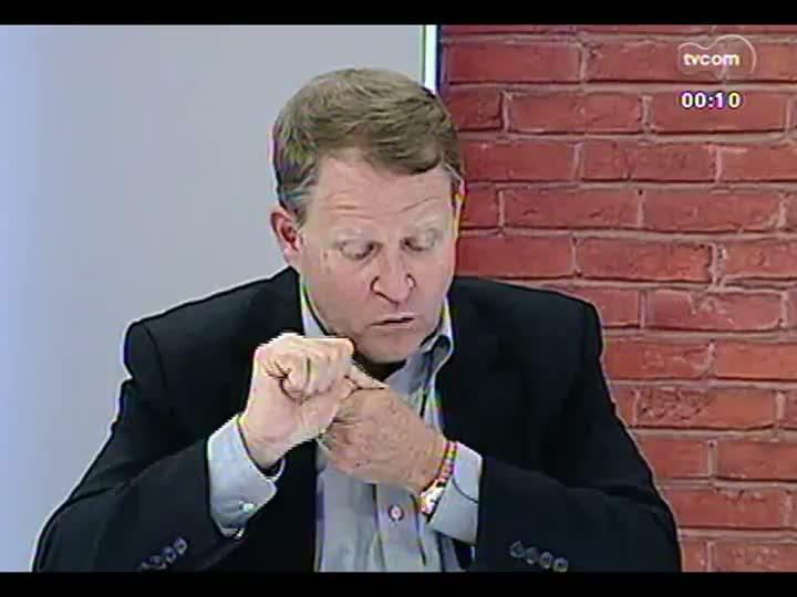 Mãos e Mentes - Diretor executivo do Instituto Vonpar, Léo Voigt - Bloco 4 - 16/08/2013