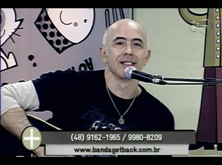TVCOM Tudo Mais - Robson Dias - 5º - 21-08-2013