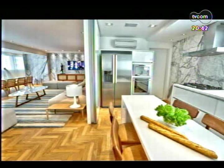 TVCOM Tudo Mais - Dicas de arquitetura e decoração com Eleone Prestes
