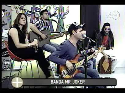 TVCOM Tudo Mais – Banda Mr Joker - 2º bloco – 19/09/2013