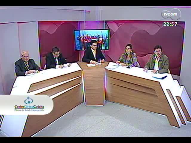 Conversas Cruzadas - Debate sobre o projeto de revitalização da orla do Gauíba - Bloco 4 - 16/10/2013