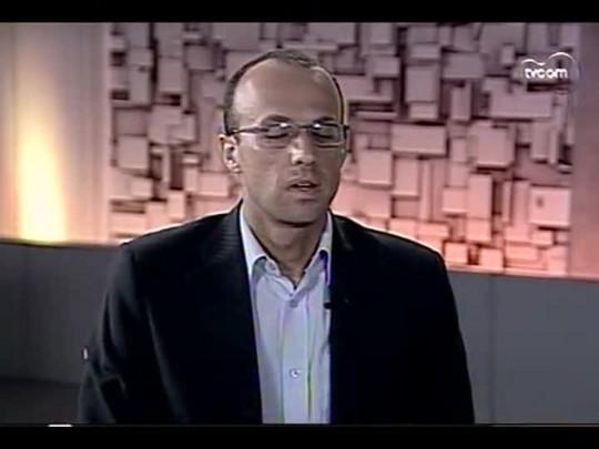 TVCOM Entrevista - 1º bloco - 25/01/14