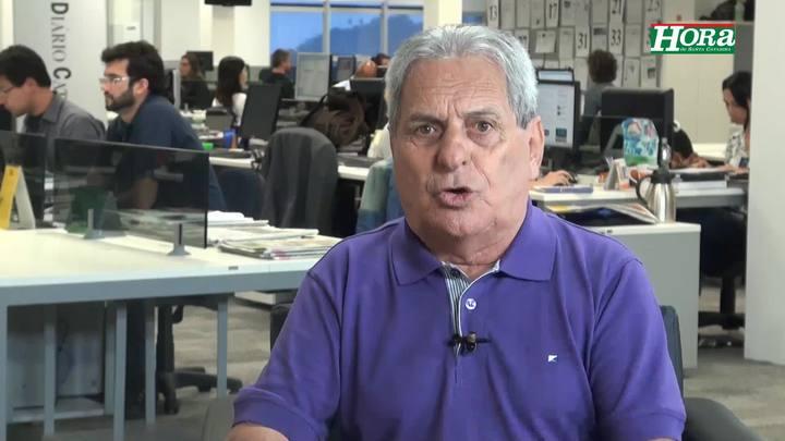 Dáli Miguel - Favoritismo do Figueira se dá pelo futebol produtivo