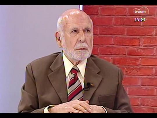 Mãos e Mentes - Ex-prefeito de Porto Alegre João Antônio Dib - Bloco 3 - 13/04/2014
