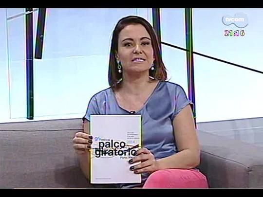 TVCOM Tudo Mais - Mais uma edição do festival Palco Giratório no Sesc POA