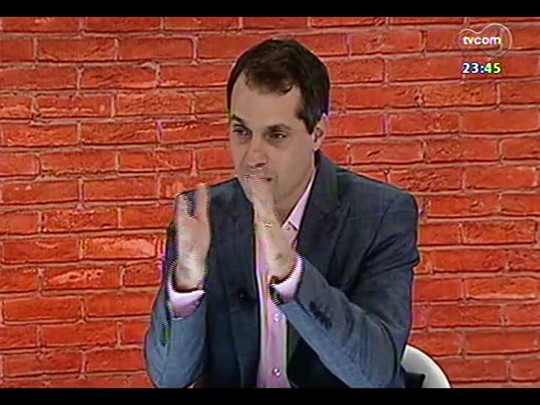 Mãos e Mentes - Administrador e presidente da Yara Brasil Lair Vianei Hanzen - Bloco 3 - 19/05/2014