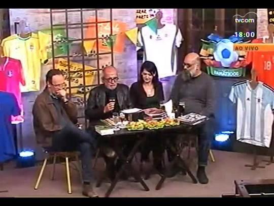 Café TVCOM - Conversa sobre Copa do Mundo, diretamente do Bar dos Fanáticos - Bloco 1 - 14/06/2014