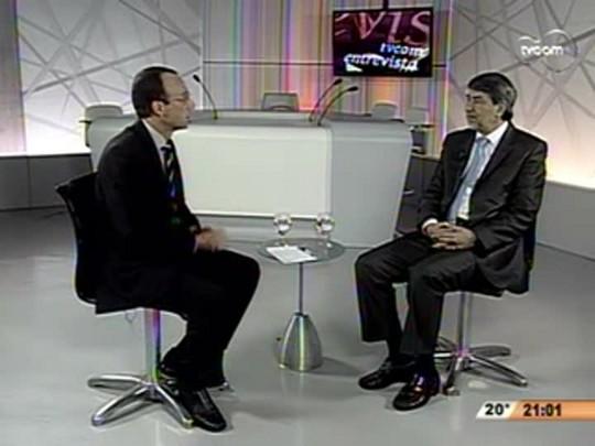 TVCOM Entrevista - Imbrahim Alzeben - Bloco1 - 14.06.14