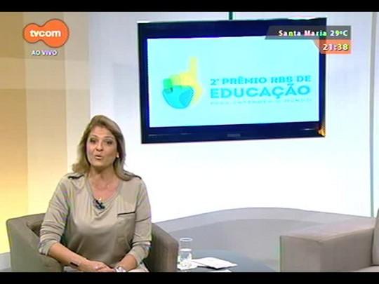 TVCOM Tudo Mais - \'Prêmio RBS de Educação\': Escola Municipal São Francisco