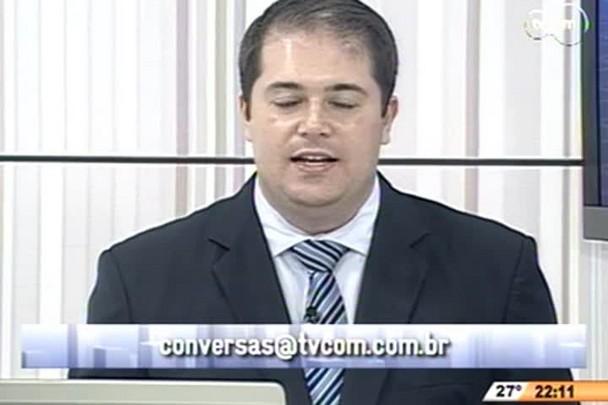 Conversas Cruzadas - A participação da mulher na política - 1ºBloco - 09.12.14