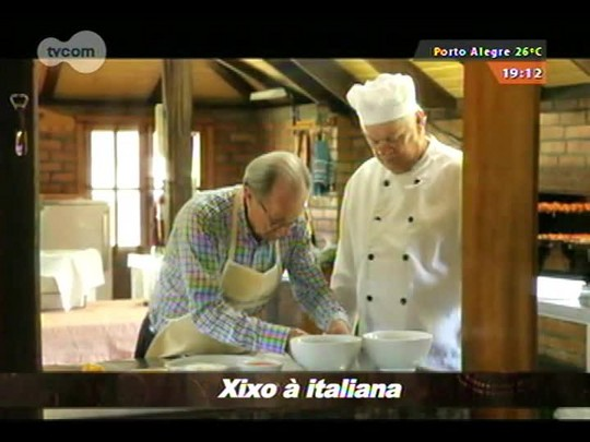 As Boas Coisas da Vida - Gastronomia gaúcha vinda dos imigrantes italianos - 13/12/2014