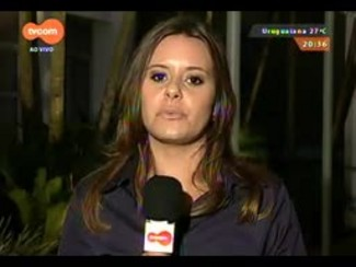 TVCOM 20 Horas - Fiscal do Ministério da Agricultura é preso por corrupção na fiscalização do leite - 17/12/2014