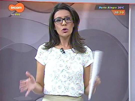TVCOM 20 Horas - Identificação visual e regras para autuação de guardadores de carros em Porto Alegre devem ser alteradas - 22/01/15