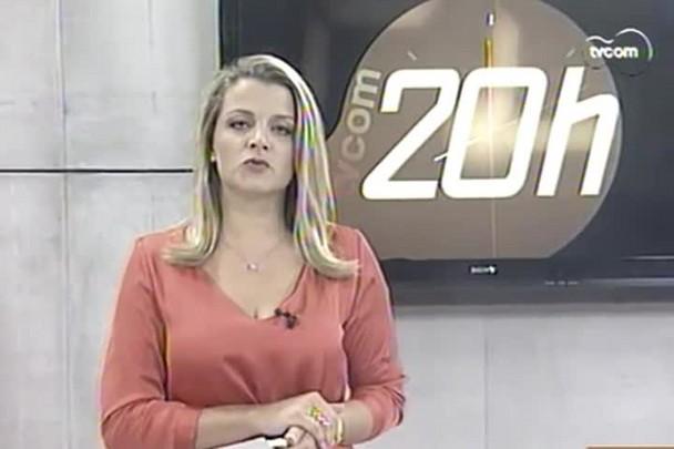TVCOM 20h - Prefeitura aprova construção de hotel na Ponta do Coral - 3.2.15