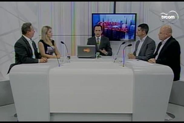 Conversas Cruzadas - Conselho Regional de Administração de SC traz novas propostas para gestores - 2ºBloco - 06.04.15