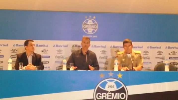 CEO do Grêmio explica esquema de ingressos para o Gre-Nal 405