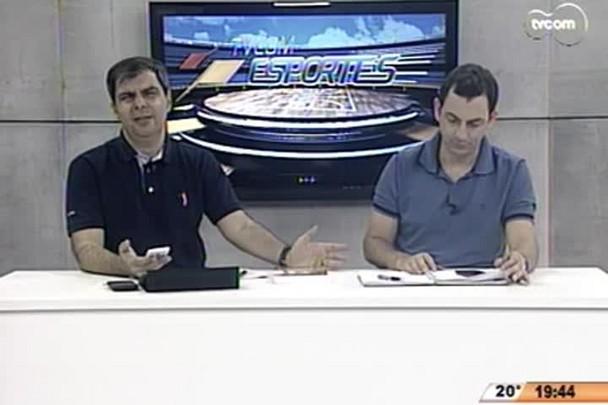 TVCOM Esportes - 4º Bloco - 30.04.15