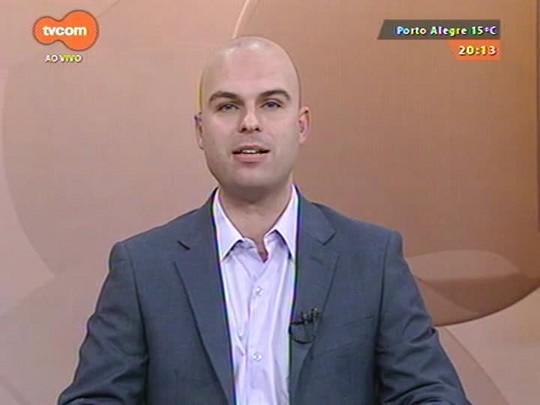 TVCOM 20 Horas - Funcionalismo público ameaça greve geral caso governo parcele salários - 16/07/2015