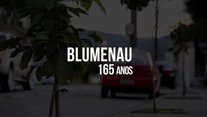 Amar Blumenau - Plantar