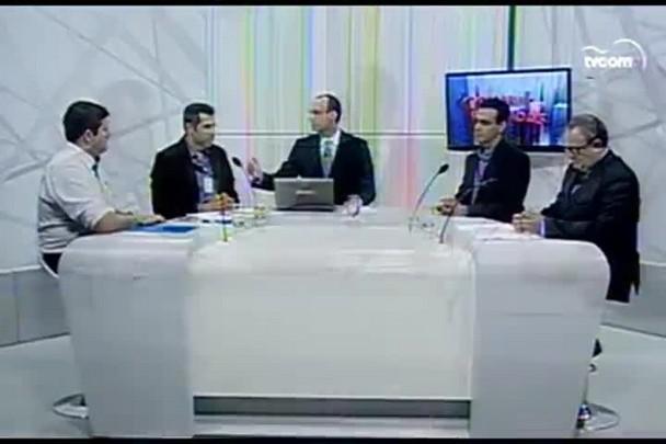 TVCOM Conversas Cruzadas. 4º Bloco. 15.10.15