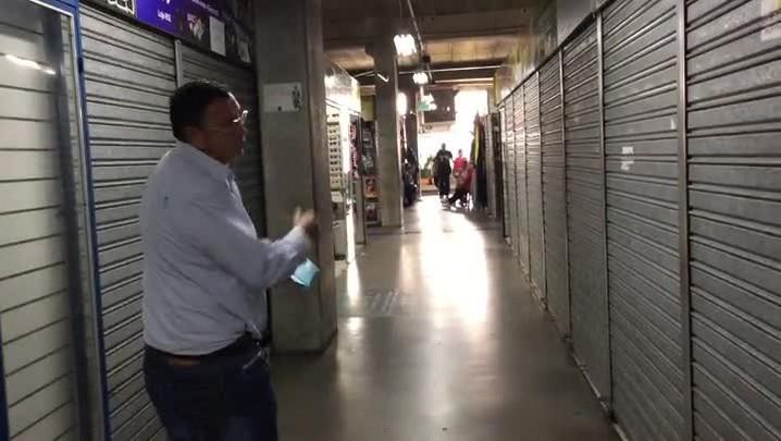 Lojistas do Camelódromo reclamam de alto aluguel e baixo movimento
