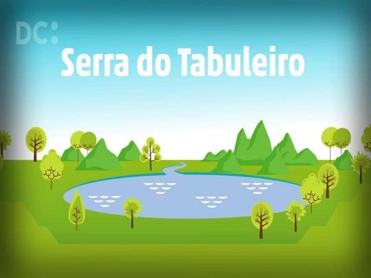 Entenda como funciona o tratamento da água do Parque da Serra do Tabuleiro