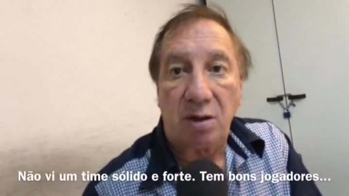 Carlos Bilardo opina sobre clássico Argentina x Brasil