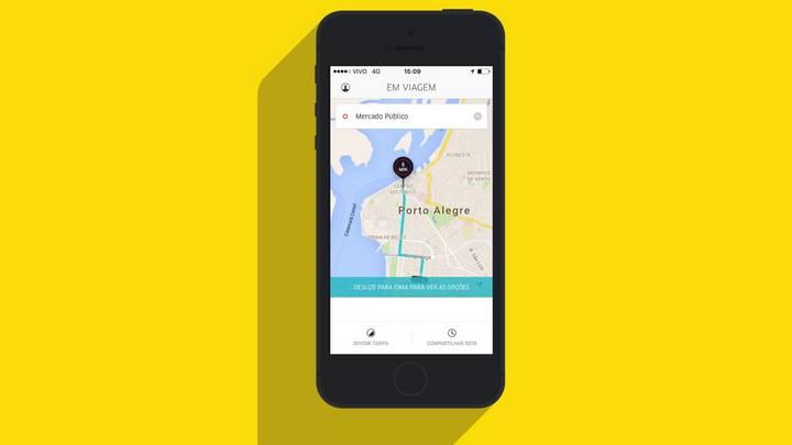 Teste ZH: como foi o primeiro dia do Uber em Porto Alegre