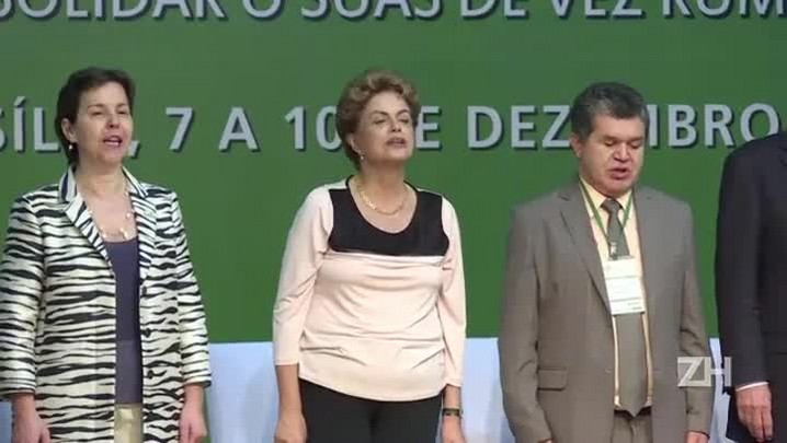 Dilma: 'não há justificativa para impeachment'